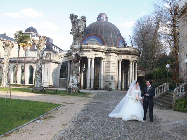 La boda de Fernando y Paula en Mondariz (Balneario), Pontevedra 50
