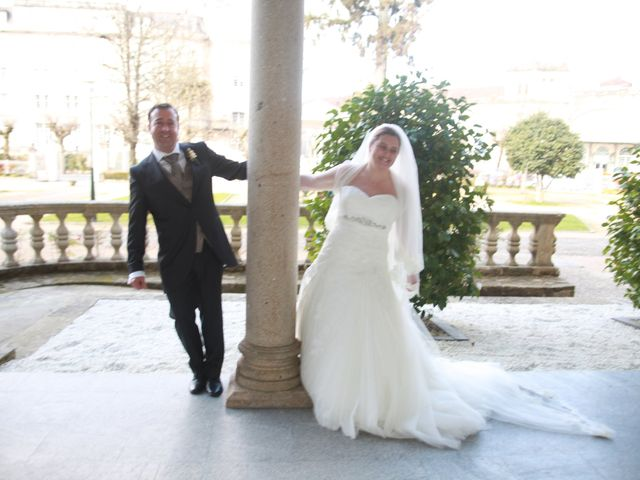 La boda de Fernando y Paula en Mondariz (Balneario), Pontevedra 52