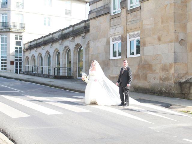 La boda de Fernando y Paula en Mondariz (Balneario), Pontevedra 56
