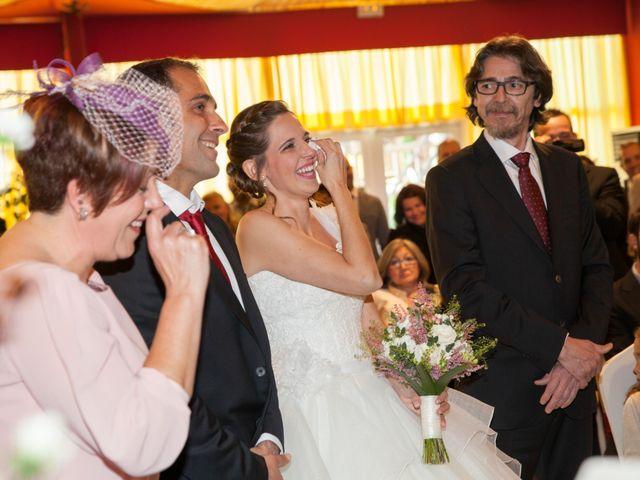 La boda de Eneko y Verónica en Hoznayo, Cantabria 30