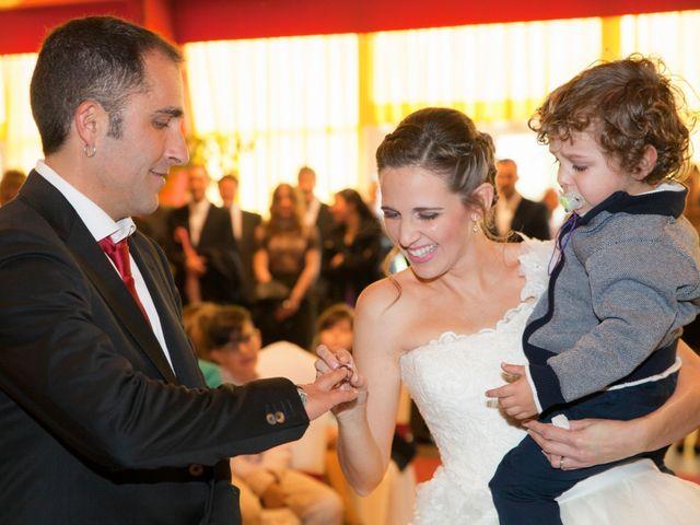 La boda de Eneko y Verónica en Hoznayo, Cantabria 31