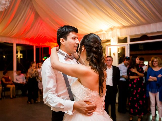 La boda de Sergio y Barbara