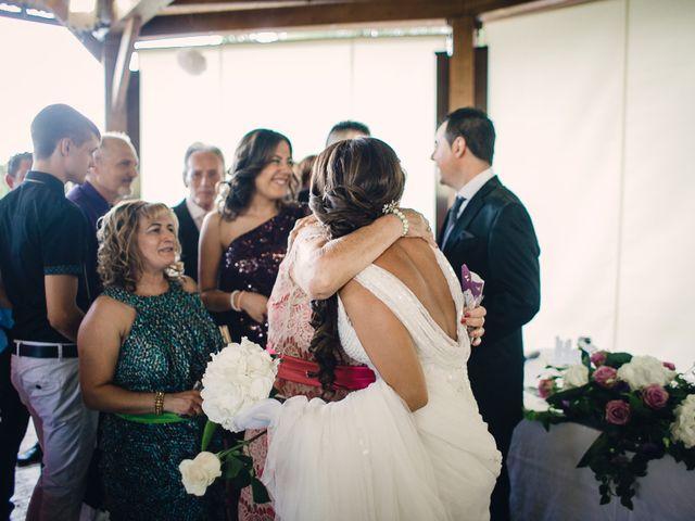 La boda de Jose y Issa en Almería, Almería 58