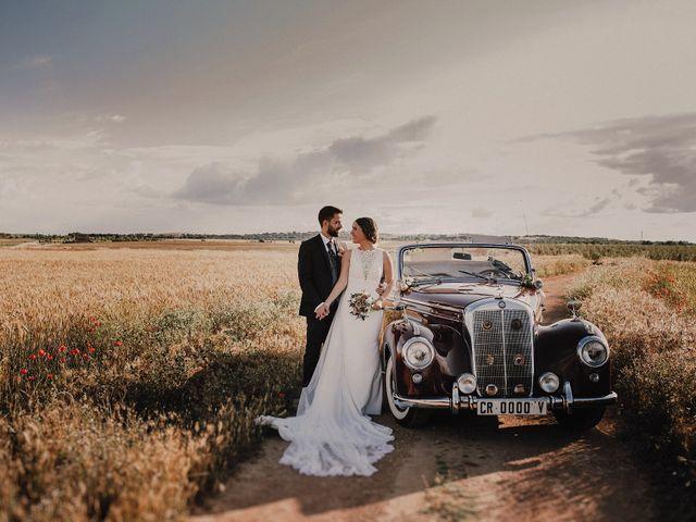 La boda de Nico y Virginia en Manzanares, Ciudad Real 62