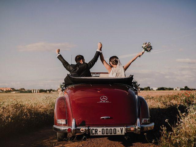 La boda de Nico y Virginia en Manzanares, Ciudad Real 69