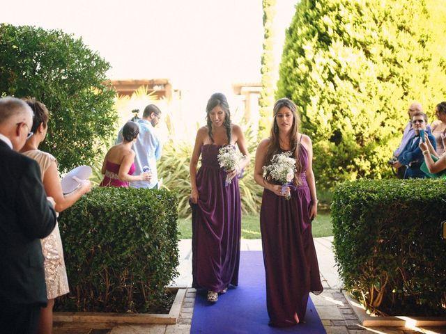La boda de Jose y Issa en Almería, Almería 2