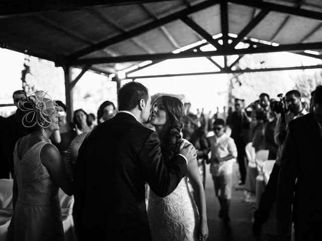 La boda de Jose y Issa en Almería, Almería 5