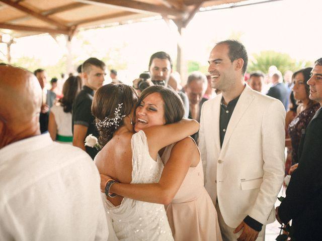 La boda de Jose y Issa en Almería, Almería 6