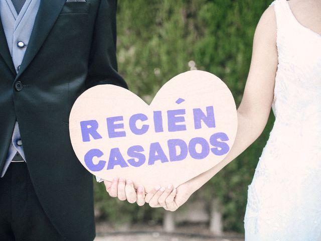 La boda de Jose y Issa en Almería, Almería 7