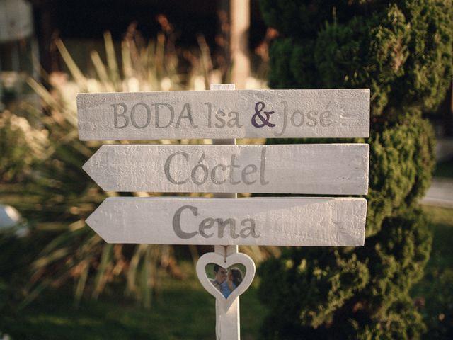 La boda de Jose y Issa en Almería, Almería 8
