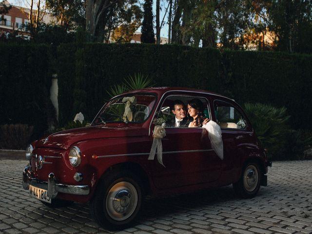 La boda de Jose y Issa en Almería, Almería 9