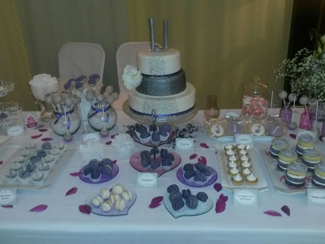 La boda de Jose y Issa en Almería, Almería 13