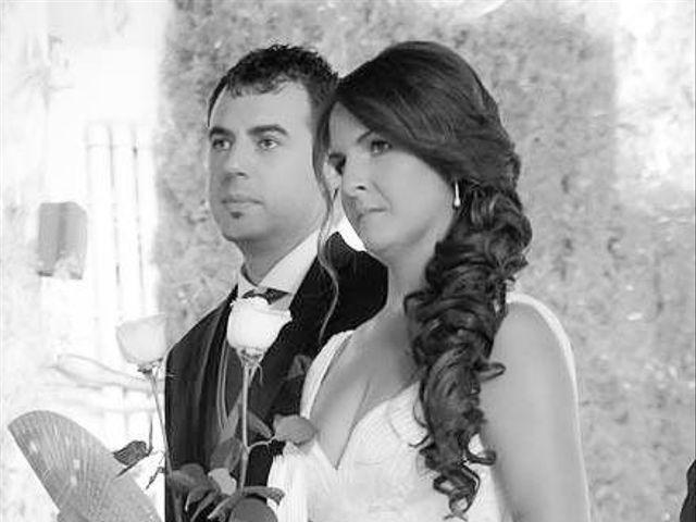 La boda de Jose y Issa en Almería, Almería 17