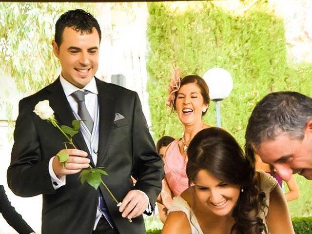 La boda de Jose y Issa en Almería, Almería 18