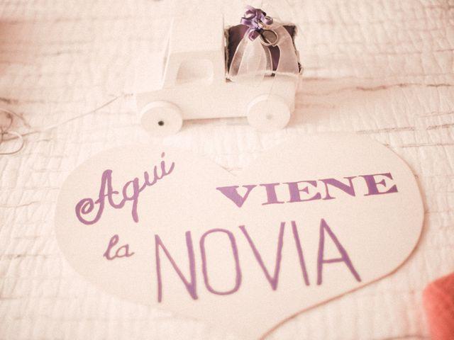 La boda de Jose y Issa en Almería, Almería 21