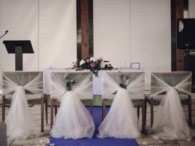 La boda de Jose y Issa en Almería, Almería 23