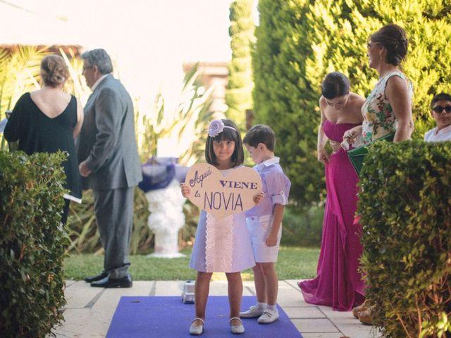 La boda de Jose y Issa en Almería, Almería 24