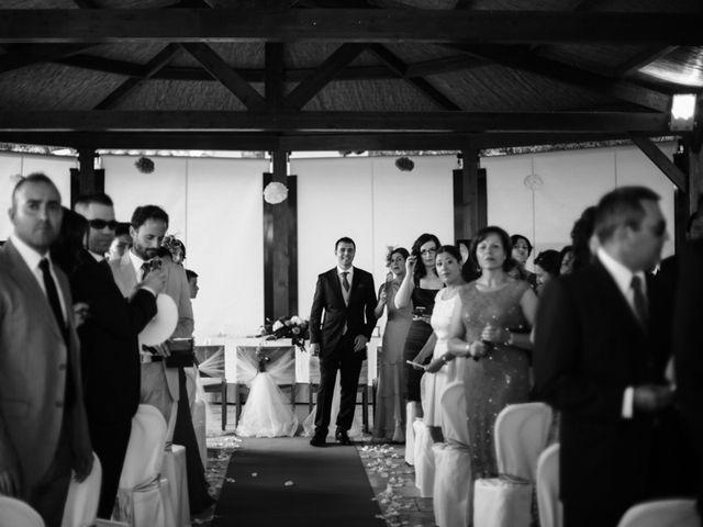 La boda de Jose y Issa en Almería, Almería 25