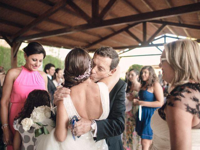 La boda de Jose y Issa en Almería, Almería 27