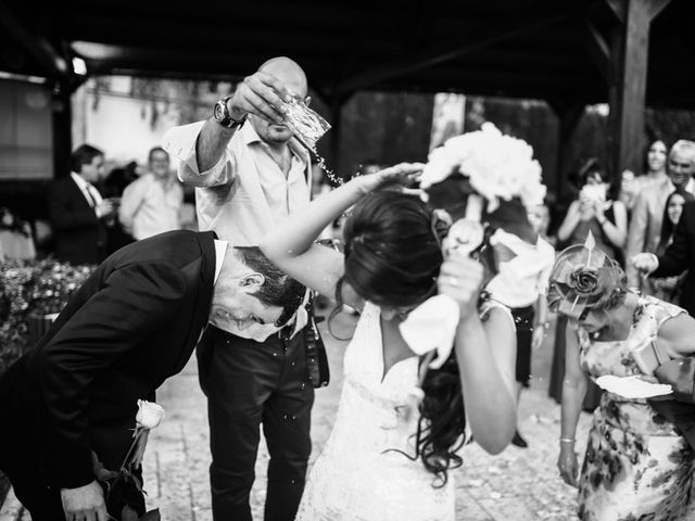La boda de Jose y Issa en Almería, Almería 29