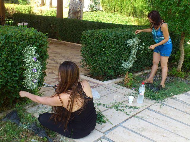 La boda de Jose y Issa en Almería, Almería 31