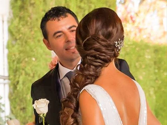 La boda de Jose y Issa en Almería, Almería 34
