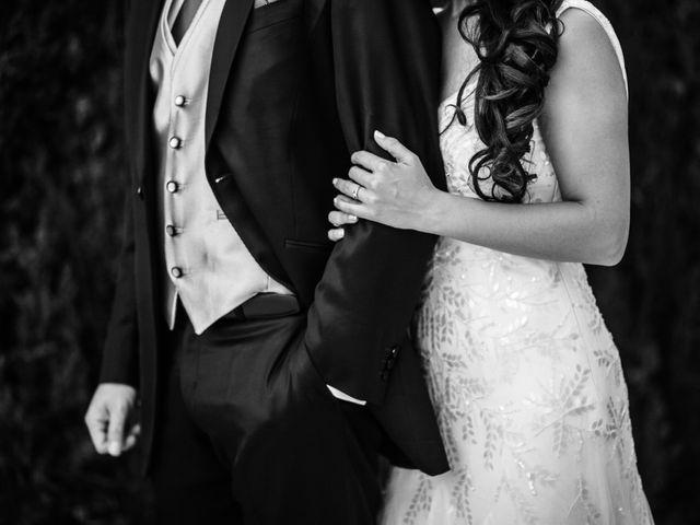 La boda de Jose y Issa en Almería, Almería 35