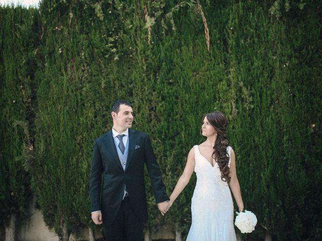 La boda de Jose y Issa en Almería, Almería 36