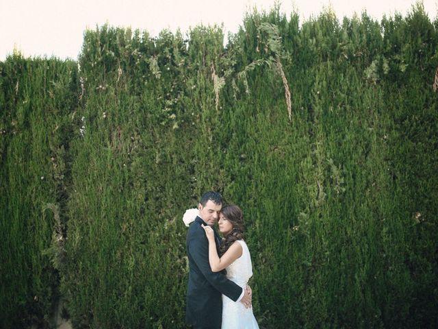 La boda de Jose y Issa en Almería, Almería 37