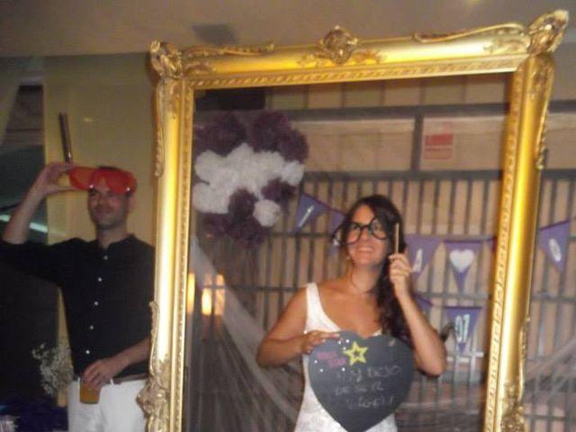 La boda de Jose y Issa en Almería, Almería 40