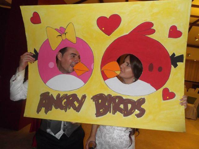 La boda de Jose y Issa en Almería, Almería 42