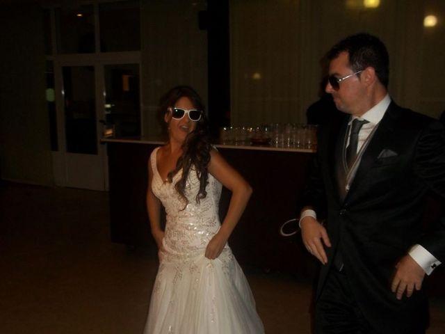 La boda de Jose y Issa en Almería, Almería 45