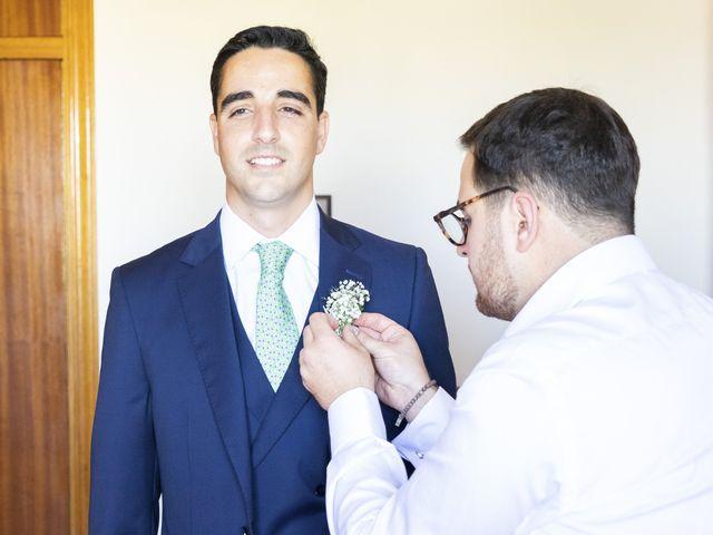 La boda de Belén y José María en Salteras, Sevilla 7