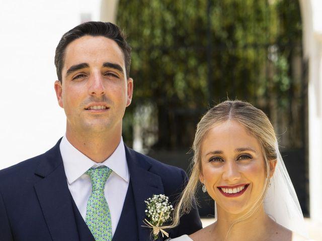 La boda de Belén y José María en Salteras, Sevilla 19