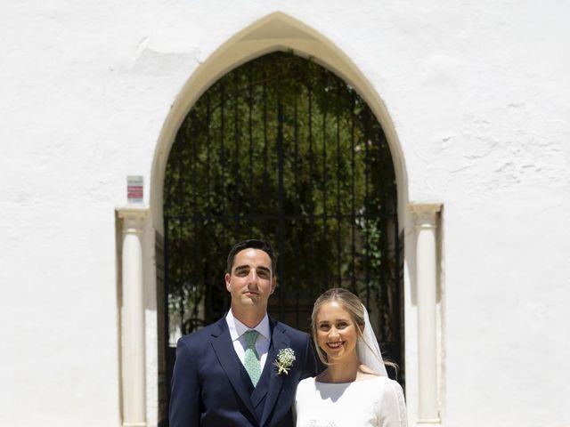 La boda de Belén y José María en Salteras, Sevilla 20
