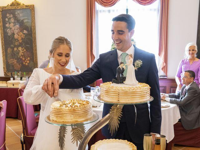 La boda de Belén y José María en Salteras, Sevilla 31