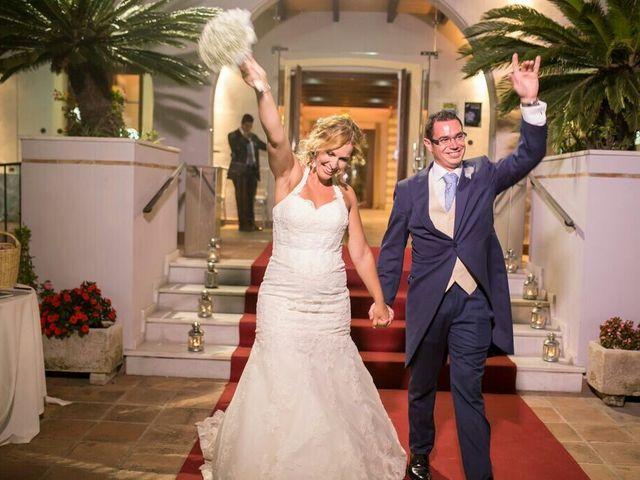 La boda de Alejandra y Críspulo