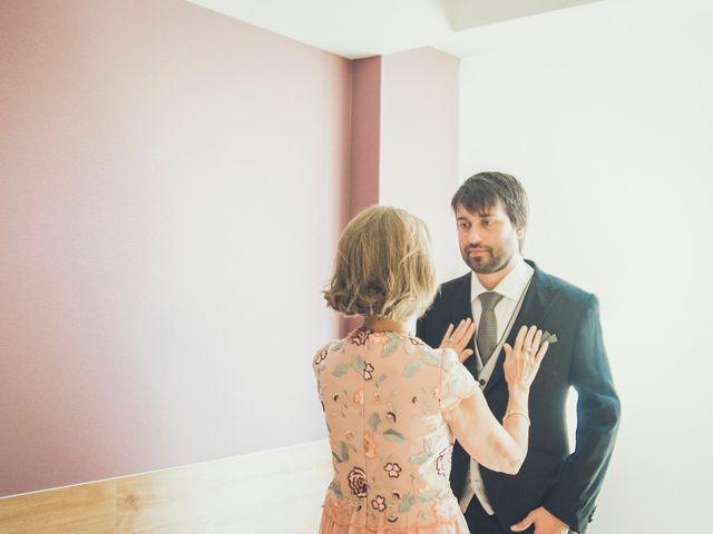 La boda de Carlos y Elena en Santa Gadea Del Cid, Burgos 6