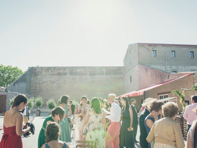 La boda de Carlos y Elena en Santa Gadea Del Cid, Burgos 16