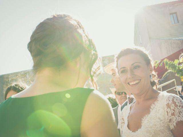 La boda de Carlos y Elena en Santa Gadea Del Cid, Burgos 21