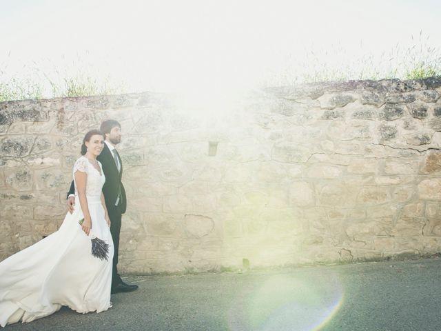 La boda de Carlos y Elena en Santa Gadea Del Cid, Burgos 31