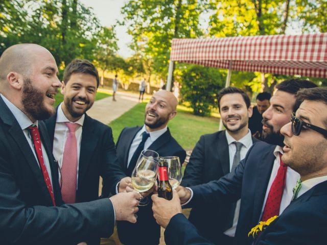La boda de Carlos y Elena en Santa Gadea Del Cid, Burgos 36