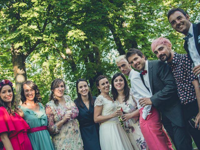 La boda de Carlos y Elena en Santa Gadea Del Cid, Burgos 37