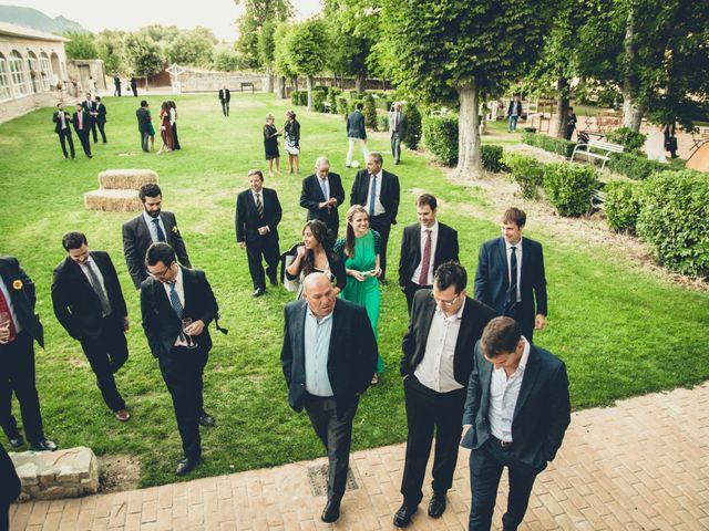 La boda de Carlos y Elena en Santa Gadea Del Cid, Burgos 45