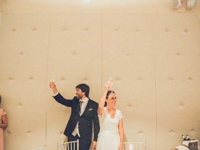 La boda de Carlos y Elena en Santa Gadea Del Cid, Burgos 48