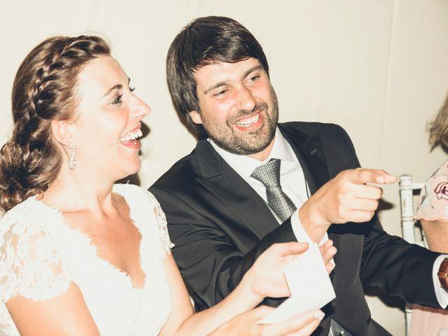 La boda de Carlos y Elena en Santa Gadea Del Cid, Burgos 51