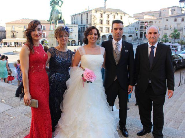 La boda de Alberto y Irene en Trujillo, Cáceres 5