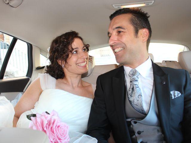 La boda de Alberto y Irene en Trujillo, Cáceres 2
