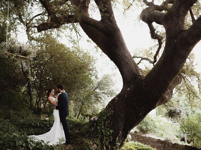 La boda de Gisela y Marc