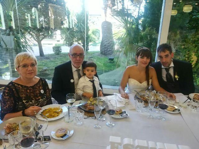 La boda de Esther y Fran